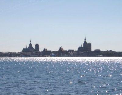 Stralsund. Fotot är taget av Jarek Malicki, Polen. På polska heter Stralsund Strzełów.