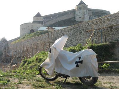 Fästningen Rosenau, i dag i turismens tecken.