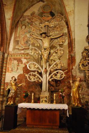Den helige Jakobs kyrka.
