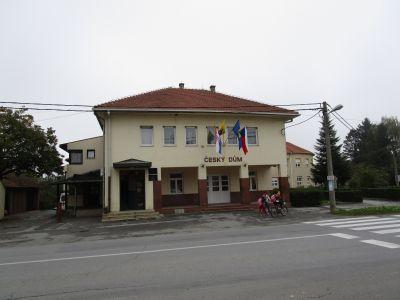 Tjeckiska huset iKončanica.