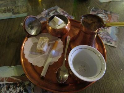 Bosnisk restaurang.