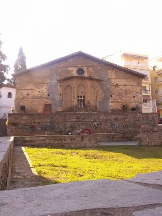 Helige Savvas kyrka i Kyriotissa.