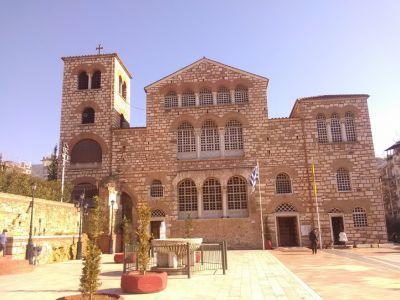 Agios Dimitrios-kyrkan.