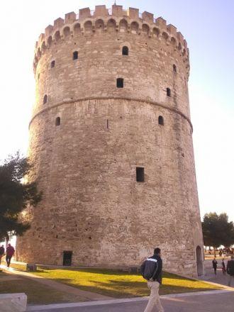 Det vita tornet.