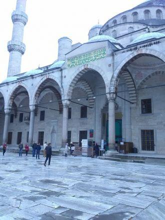 Sultan Ahmed-moskén.