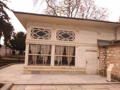 Topkapı Sarayı (fjärde gården).