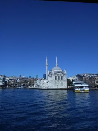 Ortaköy-moskén.