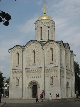 Dimitrijkyrkan, en bysantinsk pärla från 1100-talet.