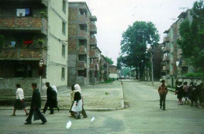 Någonstans i Albanien.