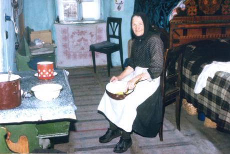 Sara Schuster, Deutsch-Weisskirch.