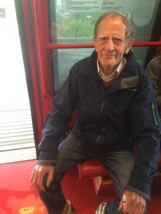 Pappa i minimetron, Perugia.