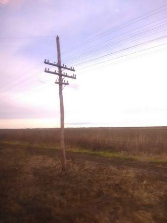 Oltenskt landskap (mellan Craiova och den bulgariska gränsen).