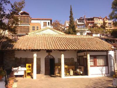Osios David-kyrkan.