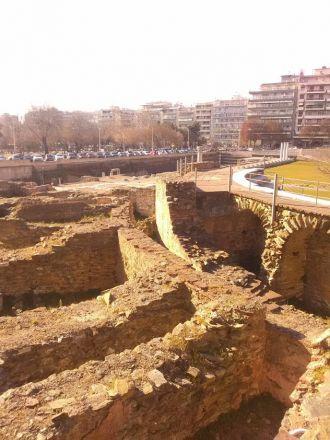 Romerska agoran.