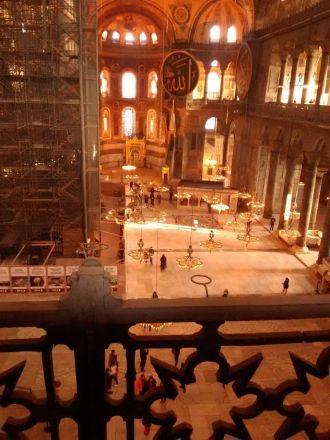I Hagia Sofia.