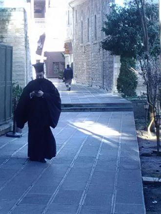 Präst i patriarkatet.
