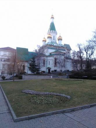 Ryska kyrkan.